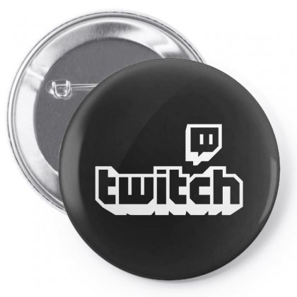 Twitch Pin-back Button Designed By Bpn Inside