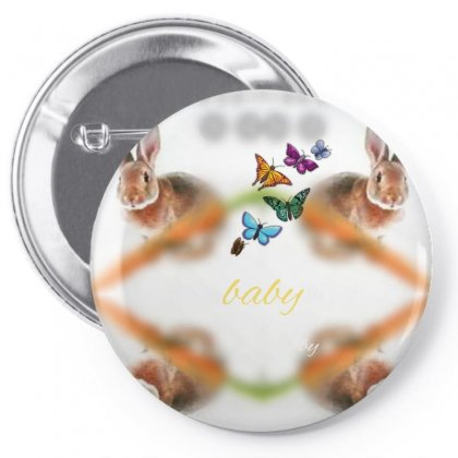 Baby Ceda Pin-back Button Designed By Cjanjic4