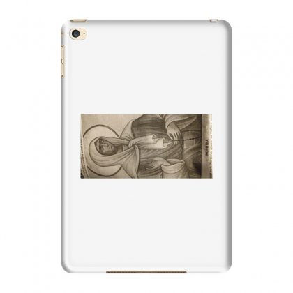 She Saves You Against Depression.pray To Her. Ipad Mini 4 Case Designed By Julia