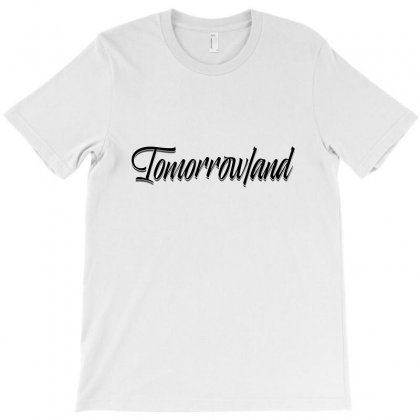 Tomorrowland T-shirt Designed By Tiococacola