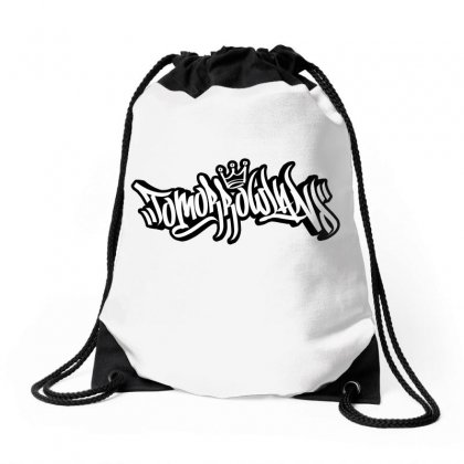 Tomorrowland Music Festival Drawstring Bags Designed By Tiococacola