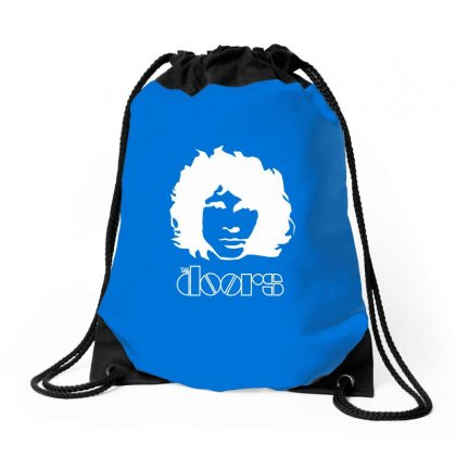 70s Band Drawstring Bags Designed By Doniemichael