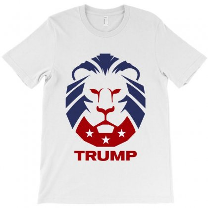 Make America Great Again Republican Party Lion Guard T-shirt Designed By Tiococacola