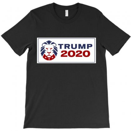 Republican Party Lion 2020 T-shirt Designed By Tiococacola