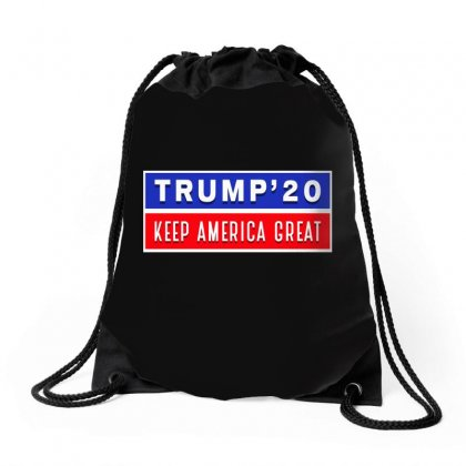 Trump 20 Kag Drawstring Bags Designed By Tiococacola
