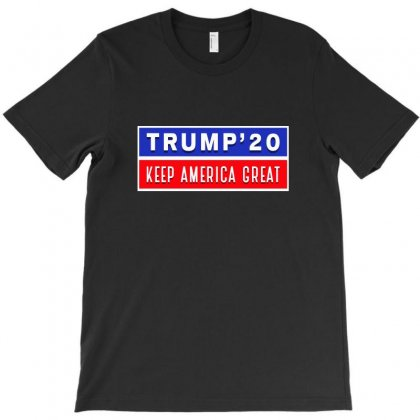 Trump 20 Kag T-shirt Designed By Tiococacola