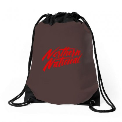 The National Band Drawstring Bags Designed By Doniemichael