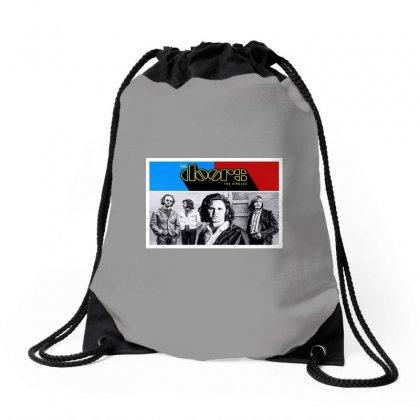 The Doors Drawstring Bags Designed By Titis
