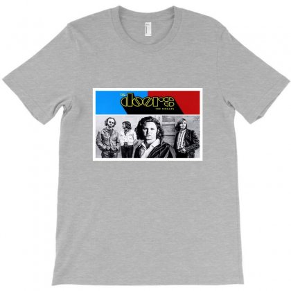 The Doors T-shirt Designed By Titis