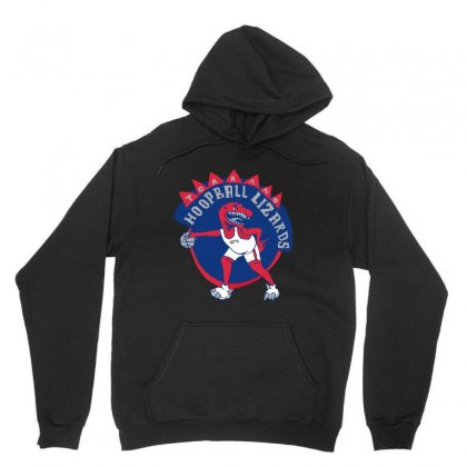 Torrano Hoopball Lizards Unisex Hoodie Designed By Mirazjason