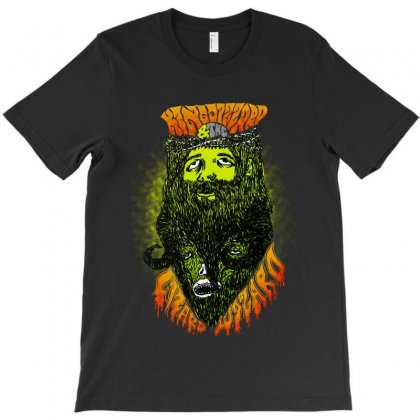 Aweosome King Gizzard And The Lizard Wizard T-shirt Designed By Blqs Apparel