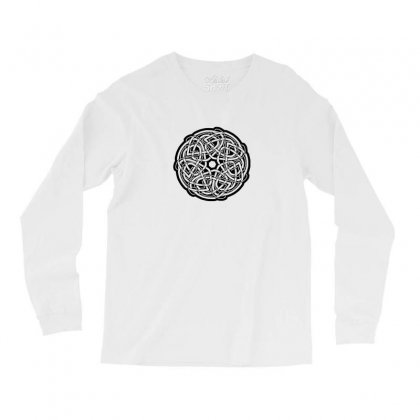 Celtic Keltisch Mandala Knoten Knot Runen Thor Kreuz Cross Funny Long Sleeve Shirts Designed By Ismi