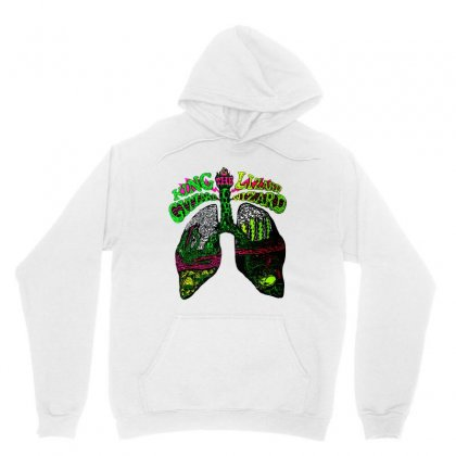 Funny King Gizzard Unisex Hoodie Designed By Blqs Apparel