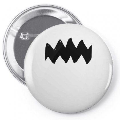 Charlie Brown Pin-back Button Designed By Ismi