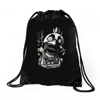 Chica Fnaf Drawstring Bags Designed By Funtee