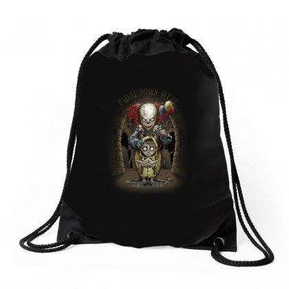 Floating Drawstring Bags Designed By Blqs Apparel