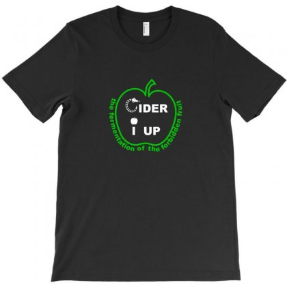 Cider I Up West Country Cider Drinking T-shirt Designed By Funtee