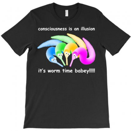 Death Is Inevitable Shirt, Magic Worm On A String Meme T-shirt Designed By Nhan