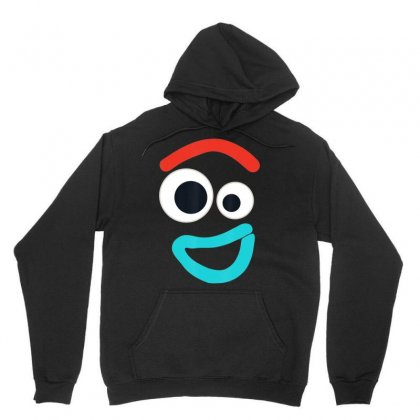 And Pixar Toy Story 4 Forky Smiling Costume T Shirt Unisex Hoodie Designed By Nhan