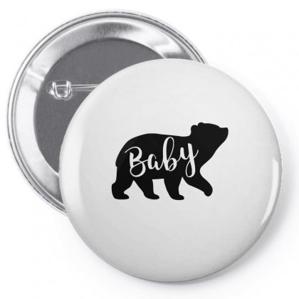Baby Bear Pin-back Button Designed By Omer Acar