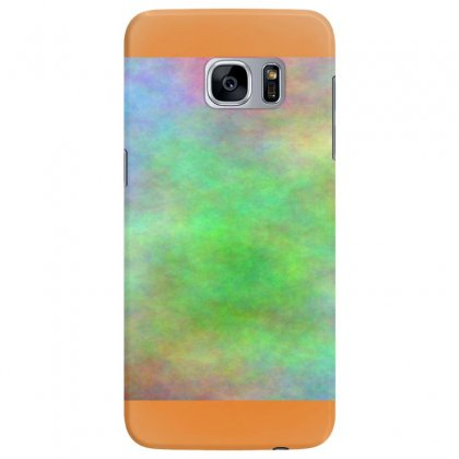 Render Cloud Multi Colors Samsung Galaxy S7 Edge Case Designed By Kayanphoto