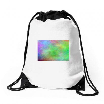 Render Cloud Multi Colors Drawstring Bags Designed By Kayanphoto