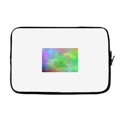Render Cloud Multi Colors Laptop Sleeve Designed By Kayanphoto