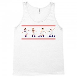 united states women's national team championship's stars Tank Top | Artistshot