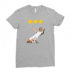 2011 Us Women's World Cup Champions Ladies Fitted T-shirt Designed By Zeynepu