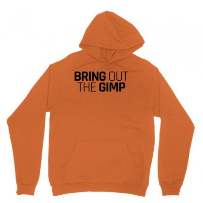 Bring Out The Gimp For Light Unisex Hoodie Designed By Hasret