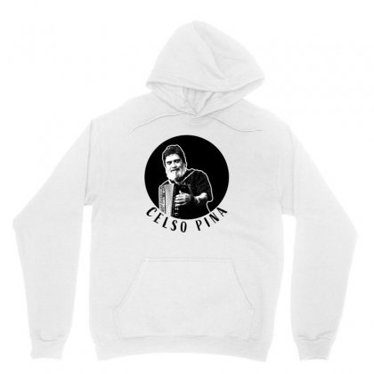 Celso Pina Accordion For Light Unisex Hoodie Designed By Seda