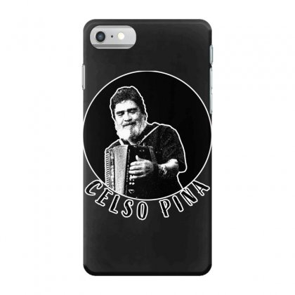 Celso Pina Accordion For Dark Iphone 7 Case Designed By Seda