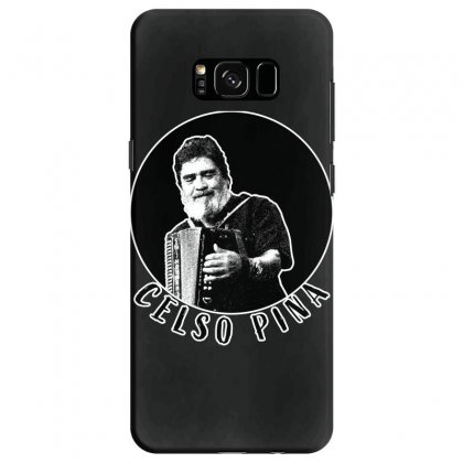 Celso Pina Accordion For Dark Samsung Galaxy S8 Case Designed By Seda