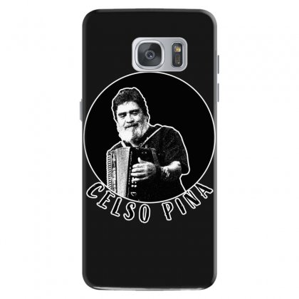 Celso Pina Accordion For Dark Samsung Galaxy S7 Case Designed By Seda