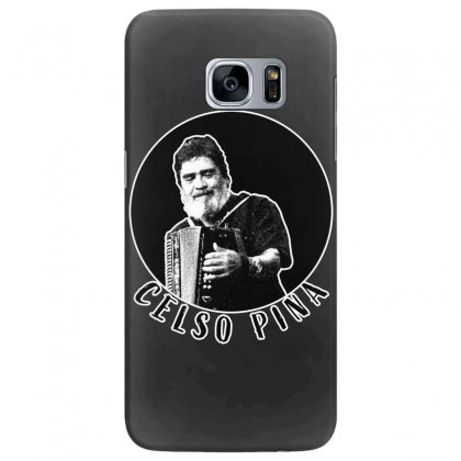 Celso Pina Accordion For Dark Samsung Galaxy S7 Edge Case Designed By Seda