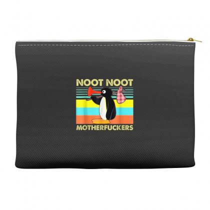 Noot Noot Motherfuckers Pingu Accessory Pouches Designed By Kakashop