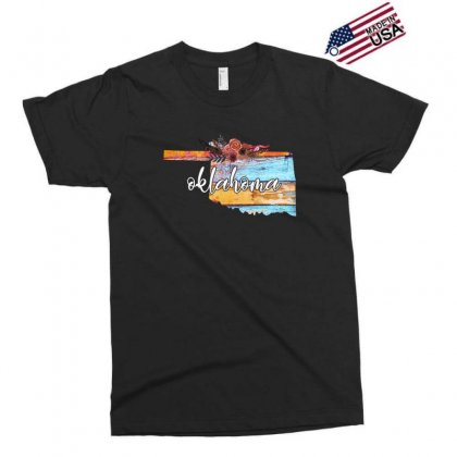 Oklahoma For Dark Exclusive T-shirt Designed By Sengul