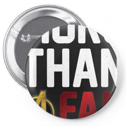 Studios More Than A Fan 2019 Graphic T Shirt Pin-back Button Designed By Nhan