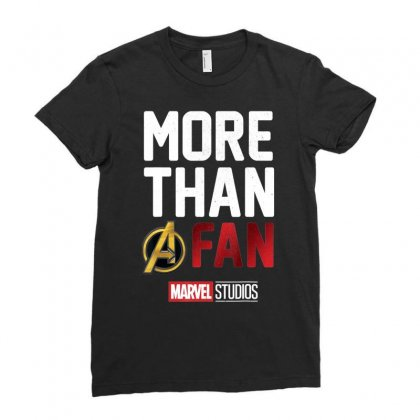 Studios More Than A Fan 2019 Graphic T Shirt Ladies Fitted T-shirt Designed By Nhan