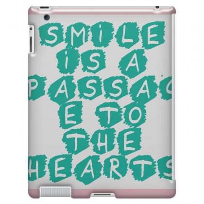 Smile Ipad 3 And 4 Case Designed By Arabi