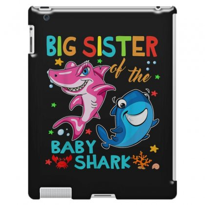 Big Sister Of The Baby Shark Ipad 3 And 4 Case Designed By Kakashop
