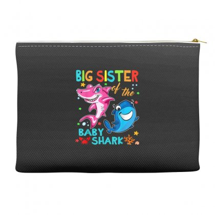 Big Sister Of The Baby Shark Accessory Pouches Designed By Kakashop