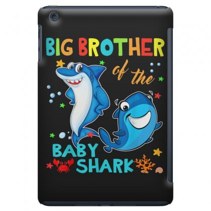 Big Brother Of The Baby Shark Ipad Mini Case Designed By Kakashop