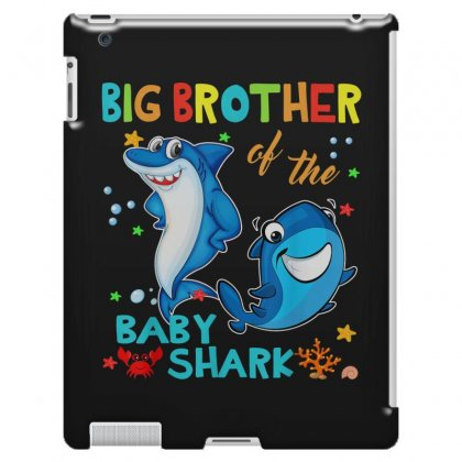 Big Brother Of The Baby Shark Ipad 3 And 4 Case Designed By Kakashop