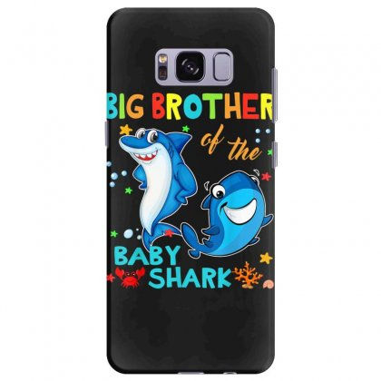 Big Brother Of The Baby Shark Samsung Galaxy S8 Plus Case Designed By Kakashop
