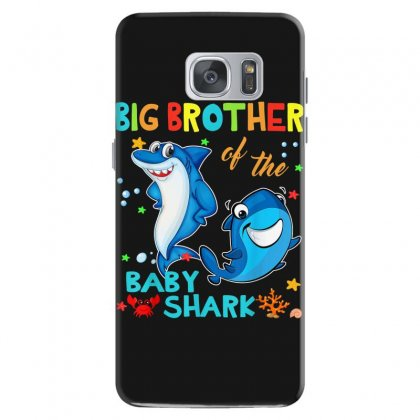 Big Brother Of The Baby Shark Samsung Galaxy S7 Case Designed By Kakashop