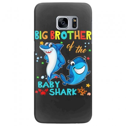 Big Brother Of The Baby Shark Samsung Galaxy S7 Edge Case Designed By Kakashop
