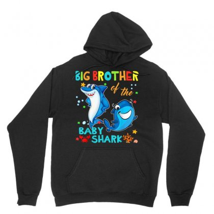 Big Brother Of The Baby Shark Unisex Hoodie Designed By Kakashop