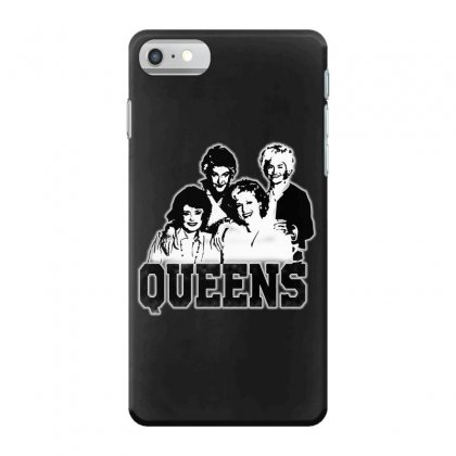 The Queens Iphone 7 Case Designed By Pinkanzee