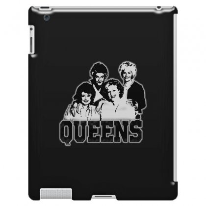 The Queens Ipad 3 And 4 Case Designed By Pinkanzee